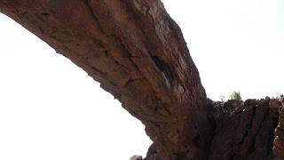 Steinbögen und Dünen