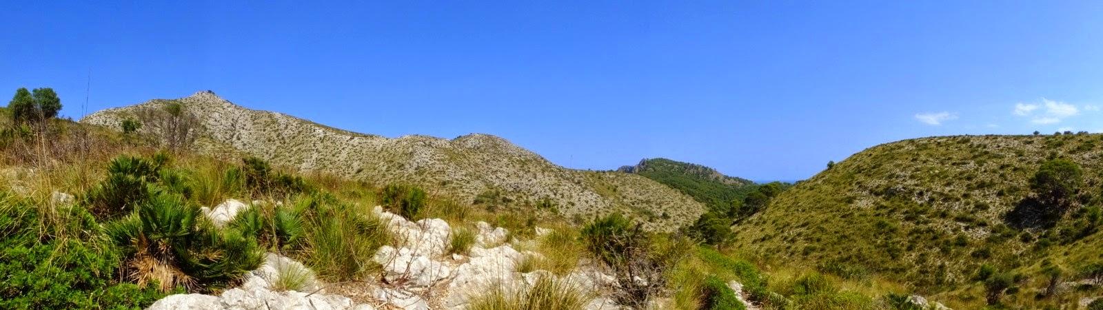 Malle 3 – Rundwanderung auf den Talaia d'Alcudia