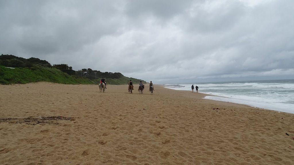 Strand bei Port Shepstone